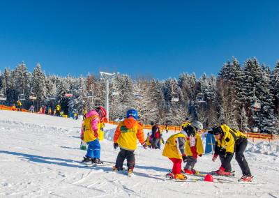 Foxpark - skiareál Lipno