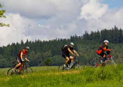 Cykloturistika na Lipně