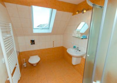 Koupelna, sprcha, WC